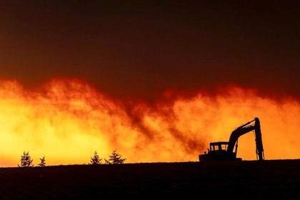Fuego de Oregon