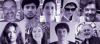 Participaran de Poesía Ya! estarán a cargo de Javier Roldán, Gaita Nihil, Verónica Yattah, Tálata Rodríguez, Juan Fernando García y Violeta Castillo