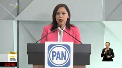 """""""Soy como Doctor Who"""": la extraña frase de Yolanda Cantú que robó el debate electoral en Monterrey"""