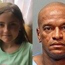 La pequeña Salem Sabatka fue secuestrad acuando caminaba la tarde del sábado al lado de su madre (Foto: Fort Worth Police)
