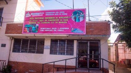 El CENIDH era una de las organizaciones defensoras de derechos humanos con mayor presencia en Nicaragua. Actualmente su edifico está confiscado, la mayor parte del personal se fue el exilio y quienes quedan en Nicaragua trabajan en condiciones de semiclandestinidad. (Foto cortesía La Prensa)