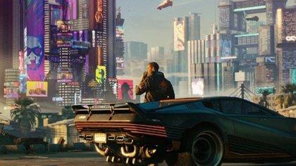 El título introducirá al usuario dentro de la futurista ciudad de Night City