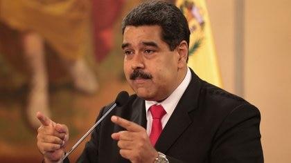 El dictador Nicolás Maduro (Reuters)