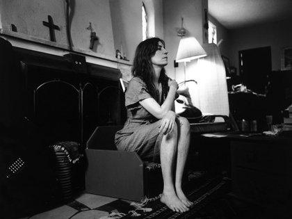 Patti Smith (Steven Sebring)