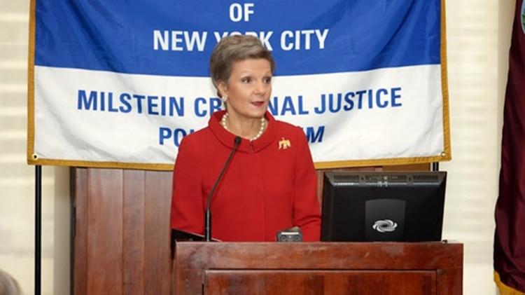 La jueza de Nueva York Loretta Preska