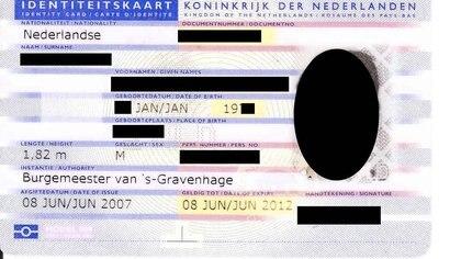 """""""Los ciudadanos pueden dar forma a su propia identidad"""", dijo la ministra de Educación, Cultura y Ciencia, Ingrid van Engelshoven, al anunciar el fin de la indicación de género en los documentos holandeses."""