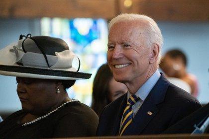 Presidente electo de EE. UU. Joe Biden