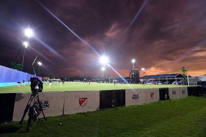 Una de las canchas donde se desarrolla el torneo de la MLS.  Foto: Kim Klement-USA TODAY Sports