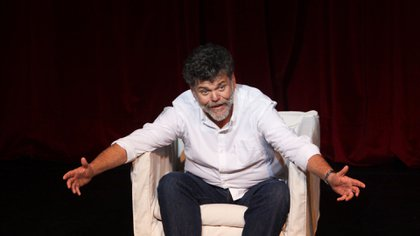 Desde hace un tiempo, el actor quería irse a España por nuevos proyectos (Matías Baglietto)