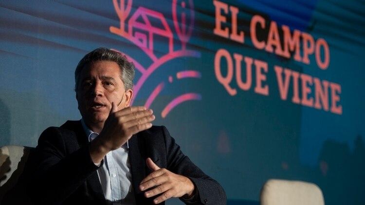 El ministro se encuentra en una gira por los Estados Unidos, en el marco de la 6ta reunión del Comité Consultivo Agroalimentario Conjunto (Adrián Escandar)