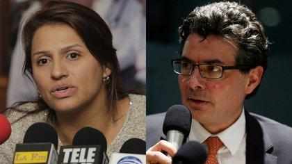 Paola Holguín señala a Alejandro Gaviria de presionar estudiantes para apoyar el paro nacional