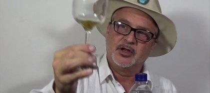 Mark Grenon y el dañino dióxido de cloro