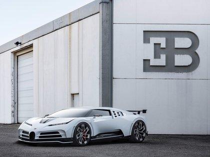 El Bugatti Centodieci valuado en ocho millones de euros que se compró Cristiano Ronaldo