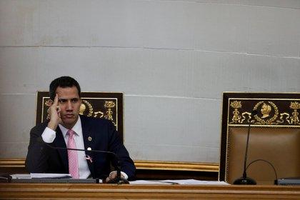 Juan Guaidó (REUTERS/Manaure Quintero/File Photo)