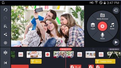 11 Aplicaciones Para Editar Videos Desde El Celular Infobae