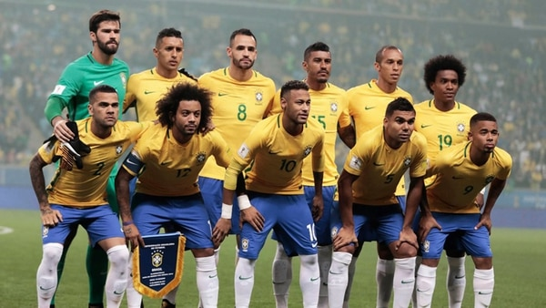 Brasil Integra El Grupo E Del Mundial De Rusia  Con Suiza Costa Rica Y