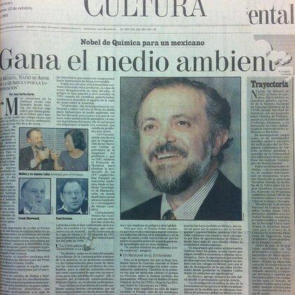 La noticia sorprendió a la comunidad científica en México (Foto: Twitter/DeMemoria)