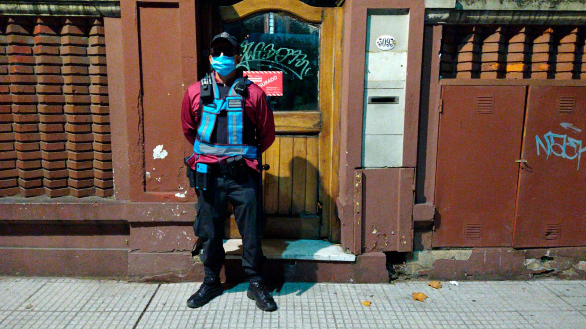 Varios geriátricos en la ciudad y en la provincia de Buenos Aires están siendo investigados (Matías Arbotto)