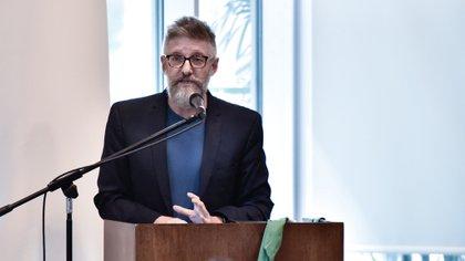 El periodista Luis Novaresio
