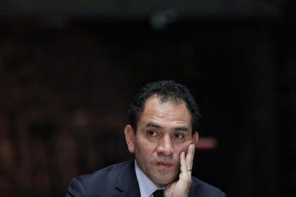 Arturo Herrera, titular de la Secretaría de Hacienda, habló sobre el escenario que enfrentará el país para el 2021 (Foto: EFE/Sáshenka Gutiérrez)