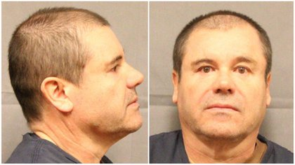 """""""El Chapo"""" Guzmán recibirá sentencia el 25 de junio en Estados Unidos (Fotos: Reuters)"""