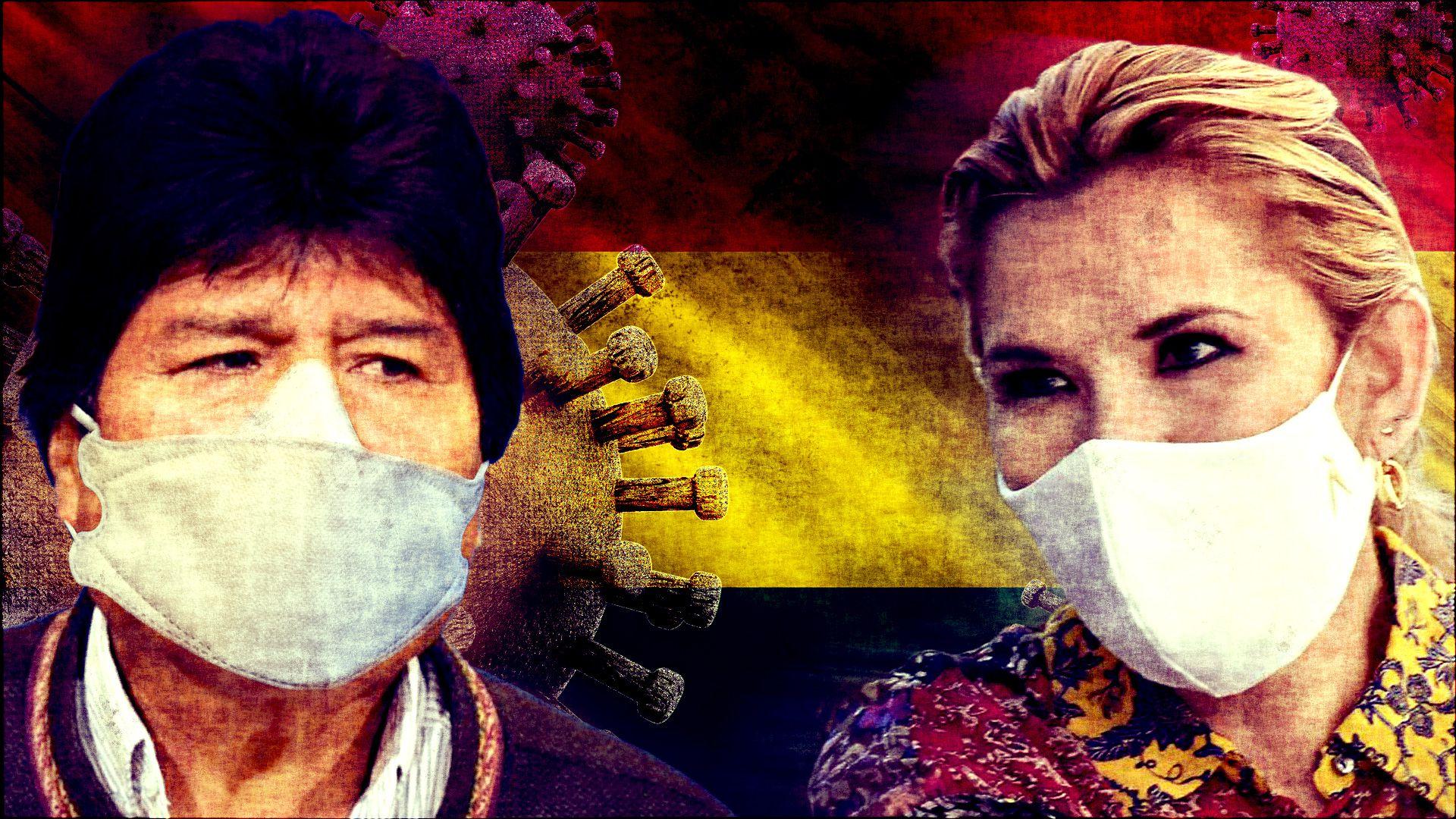 Bolivia Evo Morales Jeanine Añez coronavirus