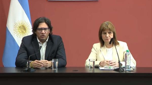 """Garavano dijo que el 2018 debe ser """"el año de la Justicia"""", y Bullrich resaltó la lucha contra el narcotráfico"""