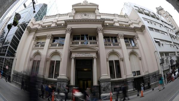 Banco Central (AFP)