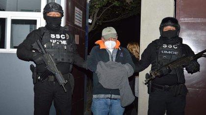 """Dictaron prisión preventiva contra """"Don Agus"""", presunto líder criminal ligado al tráfico de drogas en la CDMX (Foto: Especial)"""