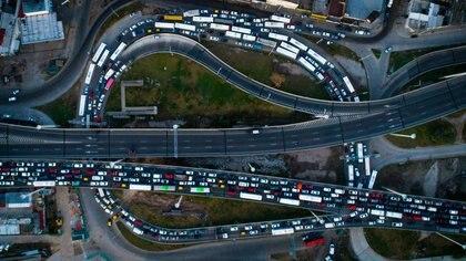 Argentina tiene un registro de 6.6% de las muertes atribuibles a enfermedades relacionadas con la contaminación del aire (Thomas Khazki)