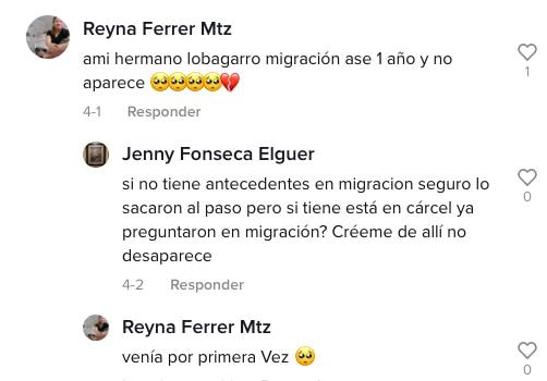 migrante y oficial fronterizo conversacion 7