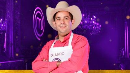 Rolando Garza (Foto: Cortesía TV Azteca/MasterChef México)