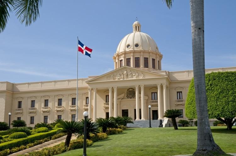 El Palacio Nacional, en Santo Domingo (Shutterstock)