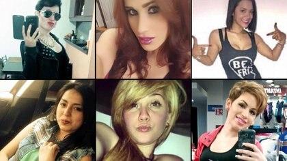 Las mujeres asesinadas en México en el último año
