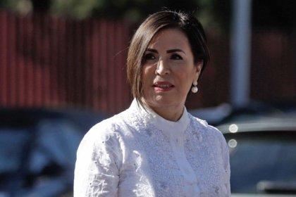 La antigua secretaria de Desarrollo Social del Gobierno de México, Rosario Robles, se ha acogido a la figura de testigo protegido de la Fiscalía para colaborar en la investigación del caso conocido como 'Estafa Maestra' (Foto: Zuma Press)