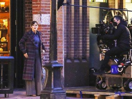 """Jennifer Garner comenzó con el rodaje del filme """"The Adam Project"""", que cuenta con la producción de Ryan Reynolds. Al llegar a Vancouver para trabajar, la actriz tuvo que guardar dos semanas de cuarentena"""