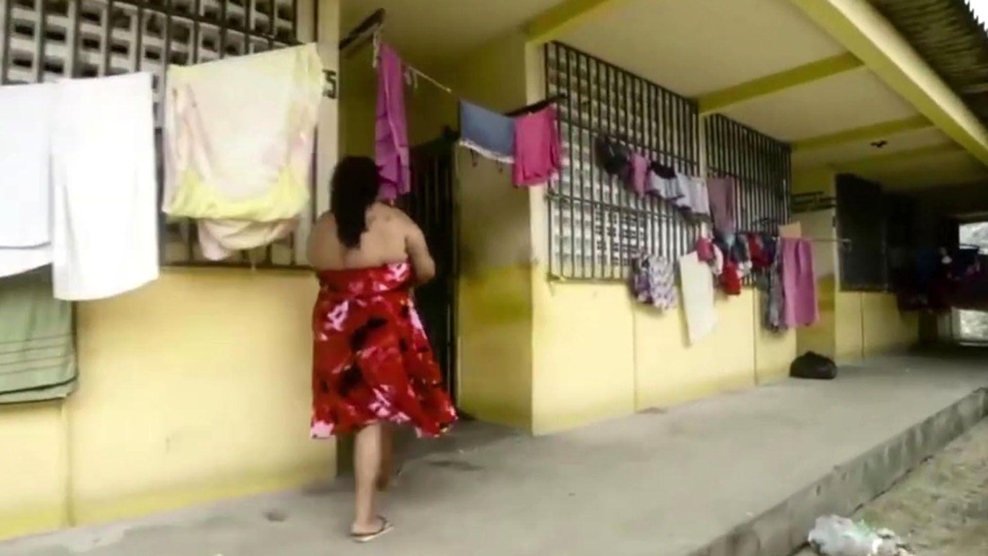 carcel de mujeres brasil captura