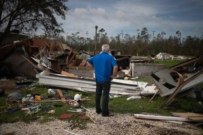 El Huracán Laura provocó al menos seis muertes en su paso por Louisiana - Infobae