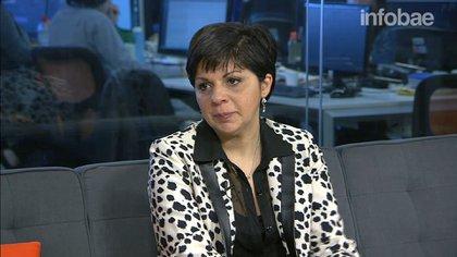 Silvina Martínez, abogada de Margarita Stolbizer