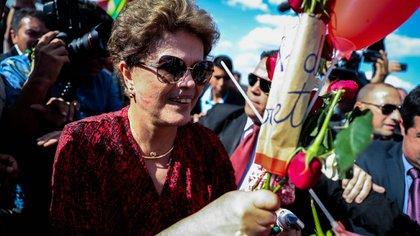 Dilma Rousseff (EFE)