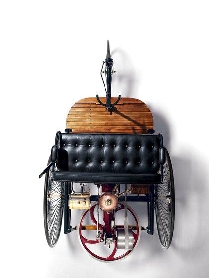 """Existieron otros autos antes del patentado por Benz pero ninguno se """"oficializó"""" hasta la llegada de este modelo (Foto: Mercedes-Benz)"""