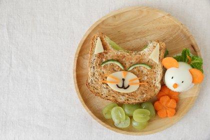 Incorporar frutas y verduras en la alimentación es el primer paso para una alimentación saludable (Shutterstock)