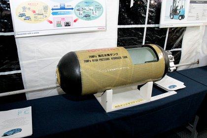El hidrógeno sirve para dar energía tanto para fuentes estacionarias (viviendas) como móviles (vehículos) (Commons Wikimedia)