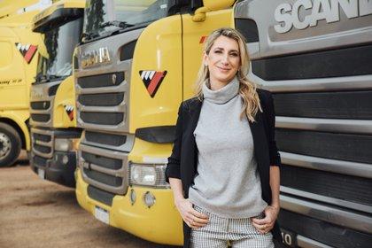 Virginia Staricco es una de las empresarias más importantes del sector de la logística en Uruguay