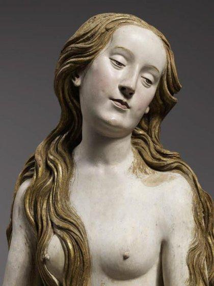 Santa María Magdalena, Erhart, Louvre, París