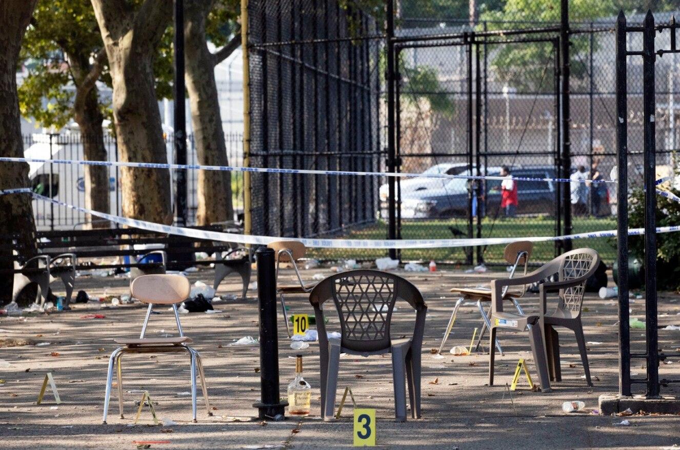 Las autoridades todavía no encuentran al o a los responsables (Foto: Especial)