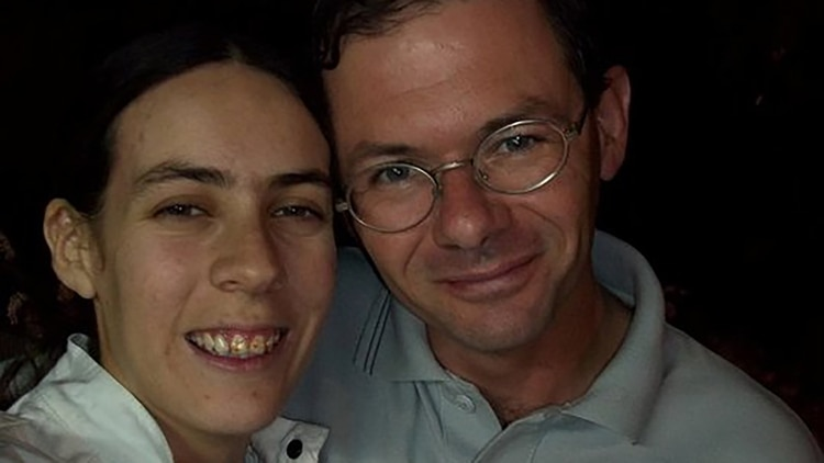 """Romina y su hermano, con quien tiene """"una conexión muy especial"""""""