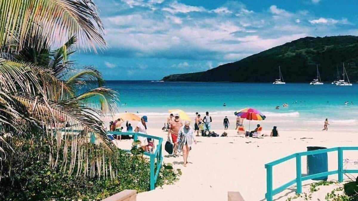 f1c860ba04 Cuáles son las nueve mejores playas de Puerto Rico para conocer en el 2019  - Infobae
