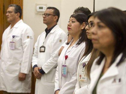 Como normal general todos los centros de salud públicos y privados deben de tener estrictos protocolos de seguridad con los datos personales de sus pacientes (Foto: Cuartoscuro)