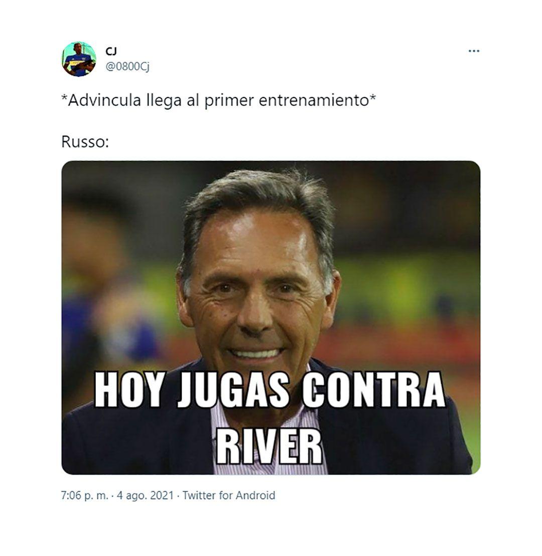 MEMES SUPERCLÁSICO BOCA RIVER